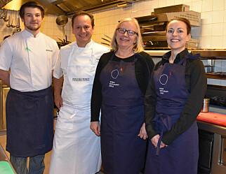 Nå åpner snart landets første private kokk- og servitørskole