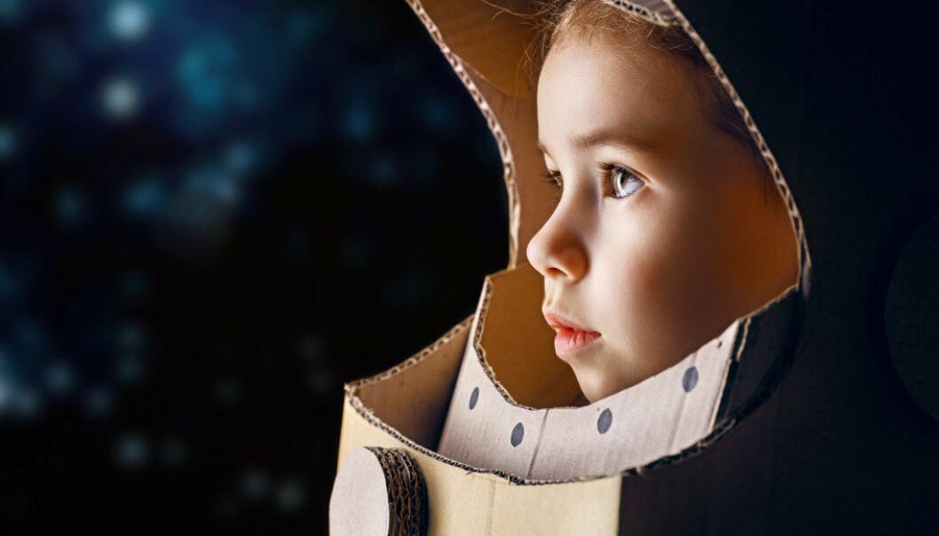 Livsmestring er et nytt begrep i rammeplanen. Handler det om at barna skal leve gode liv i barnehagen her og nå, eller om å forebygge problemer og hindre frafall senere i livet? spør artikkelforfatterne. Illustrasjonsfoto: fotolia.com