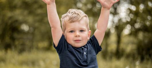 Fire faktorer som fremmer barns livsmestring