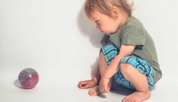 Ny forskning: Mellom 10 og 20 prosent av alle barn sliter med vanskelige følelser som frykt, uro eller sinne