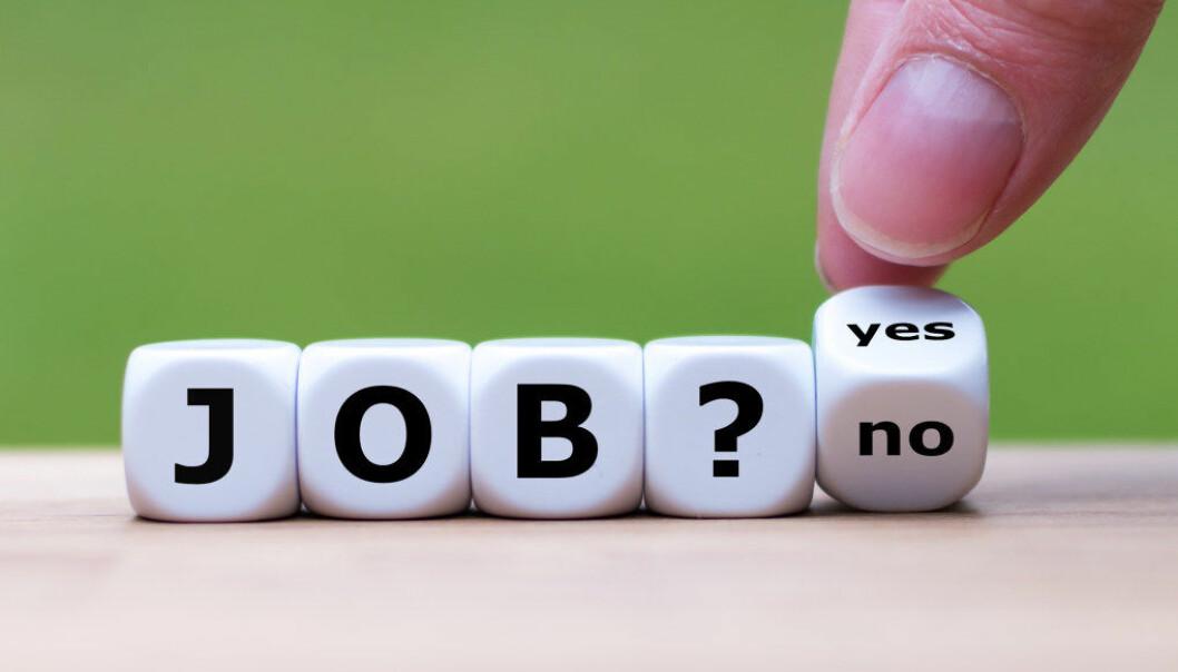 Dersom barnehagen din må nedbemanne vil arbeidsgiver vurdere hvem som får fortsette ut fra ansiennitet og kompetanse. Illustrasjonsfoto: Fotolia.com