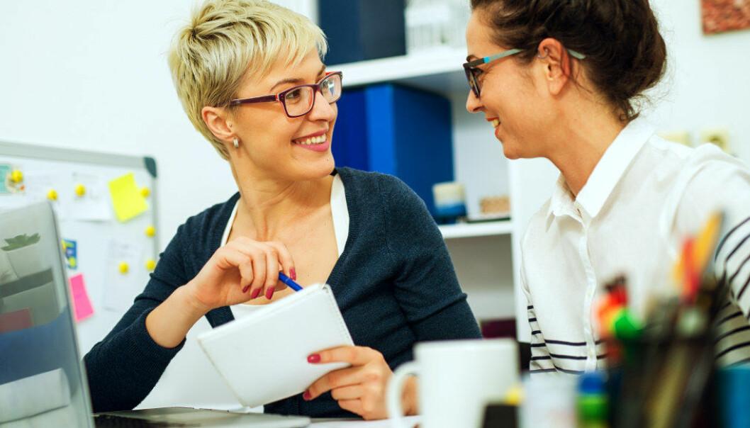 Styrere som inntar en aktiv lederrolle har avgjørende betydning for intern og ekstern praksisopplæring i barnehagen, skriver artikkeforfatteren. Illustrasjonsfoto: fotolia.com.