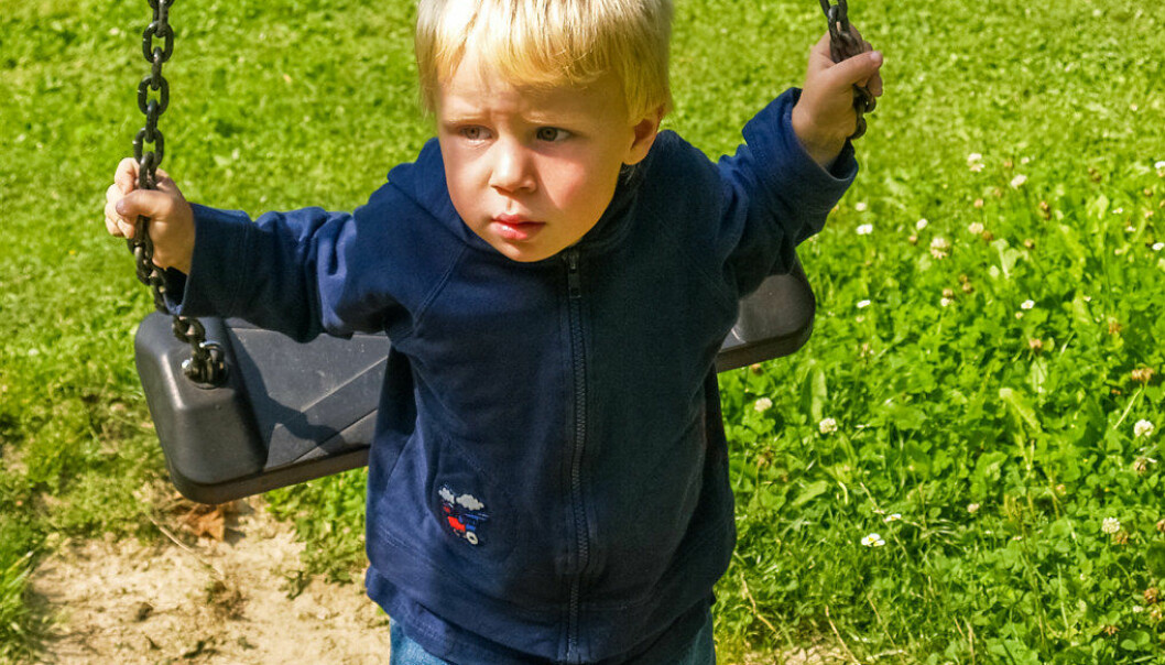 Undersøkelse viser at i 51 prosent av observasjonene brytes bemanningsnormen for de yngste barna. Det er alvorlig, fordi det er de som trenger høyest voksentetthet, sier leder Ingvild Aga i Kontaktforum barnehage. Illustrasjonsfoto: Fotolia.com
