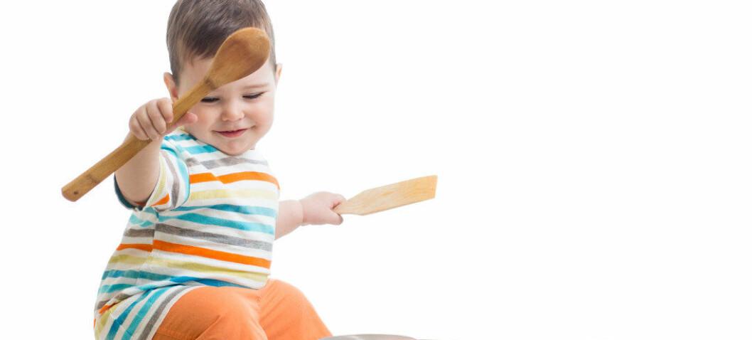 Fagartikkel: Slik er vilkårene for de yngste barnas sosiale samspill i barnehagen