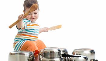 Slik er vilkårene for de yngste barnas sosiale samspill i barnehagen