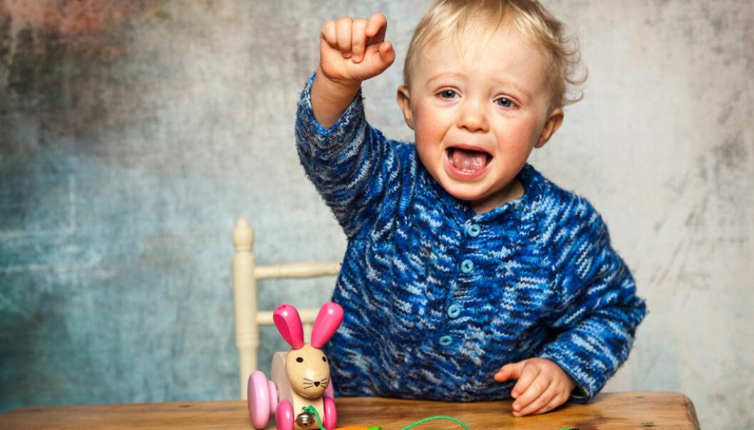 Oppdragelse hadde en sentral plass i den første rammeplanen for barnehager fra 1995. I den siste rammeplanen er oppdragelse ute. Da står kun læring igjen, mener artikkelforfatterne. Illustrasjon: Fotolia.com