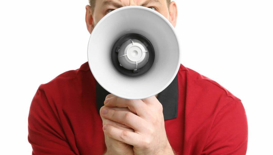 Som barnehagelærere og studenter må vi ha rett til å ytre oss kritisk, uten frykt for represalier. Vi må tørre å ta plass i debatten for en bedre barnehage, mener barnehagelærerstudent og leder for pedagogstudentene i Utdanningsforbundet Frank Bræin. Illustrasjonsfoto: Fotolia.com