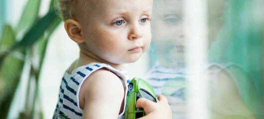 Slik er barnehagen sett med de minste barnas øyne