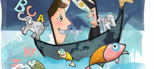 4 veier til godt språkmiljø