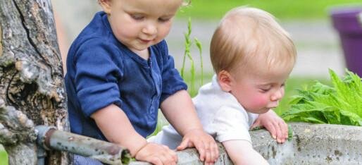 Hvilken verdi vi gir barns lek vil si noe om hvem vi er som mennesker
