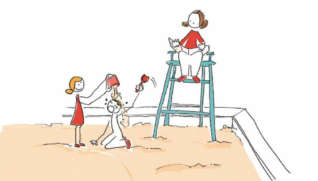 Kanskje er det også slik at flere bør systematisere vurderingsarbeidet, ikke for å vurdere mer, men for å vurdere mer nyansert og presist, og for å løfte arbeidet fra individuell til kollektiv praksis, skriver seniorrådgiver Morten Solheim i Utdanningsforbundet denne artikkelen. Illustrasjon: Morten Solheim