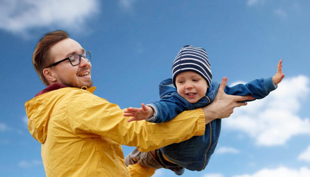 Voksne som er opptatt av relasjoner, bidrar til at barnet opparbeider god selvfølelse og tro på at det er bra nok og verdsatt, skriver artikkelforfatteren. Foto: Fotolia.com