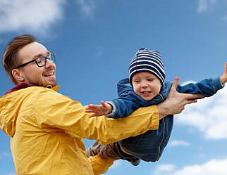 Relasjoner: Vi må bli flinkere til å heie på barna, og ta dem på fersken i å gjøre noe bra