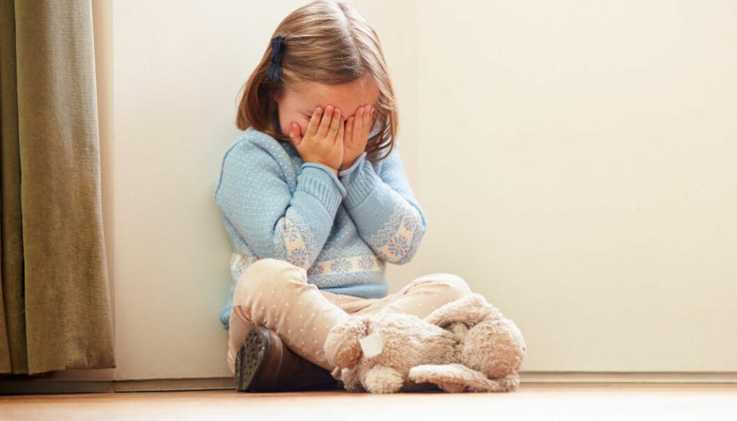 Mellom åtte og tolv prosent av barnehagebarna opplever mobbing. Dette må vi ta på alvor, mener Barneombudet Illustrasjonsfoto: Fotolia.com