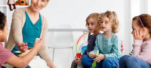 På vei mot en profesjonsnær barnehagelærerutdanning?