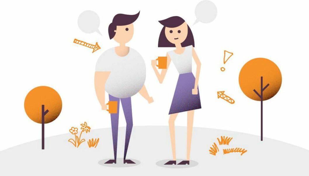 Vær en trygg og tydelig pedagog som viser respekt og legg vekk private følelser og fordommer. Da får du et bra foreldresamarbeid. Ill: fotolia.com