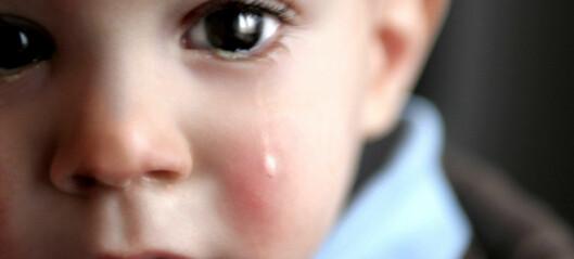 Ta barns følelser på alvor
