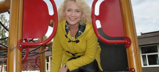 Hedda Kise: – Føltes godt å bli sett i barnehagen