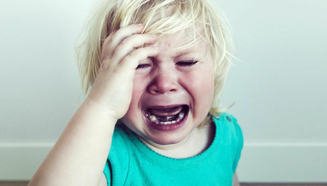 Forsker Bjørg Kjær mener det er absurd at vi tilbyr barn med atferdsvansker diagnoser i stedet for å se på hva som i omgivelsene bidrar til å gi barna problemer. Illustrasjonsfoto: ThinkstockPhoto