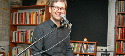 Thomas Brøndbo sa opp jobben som barnehagelærer for å leve ut artistdrømmen