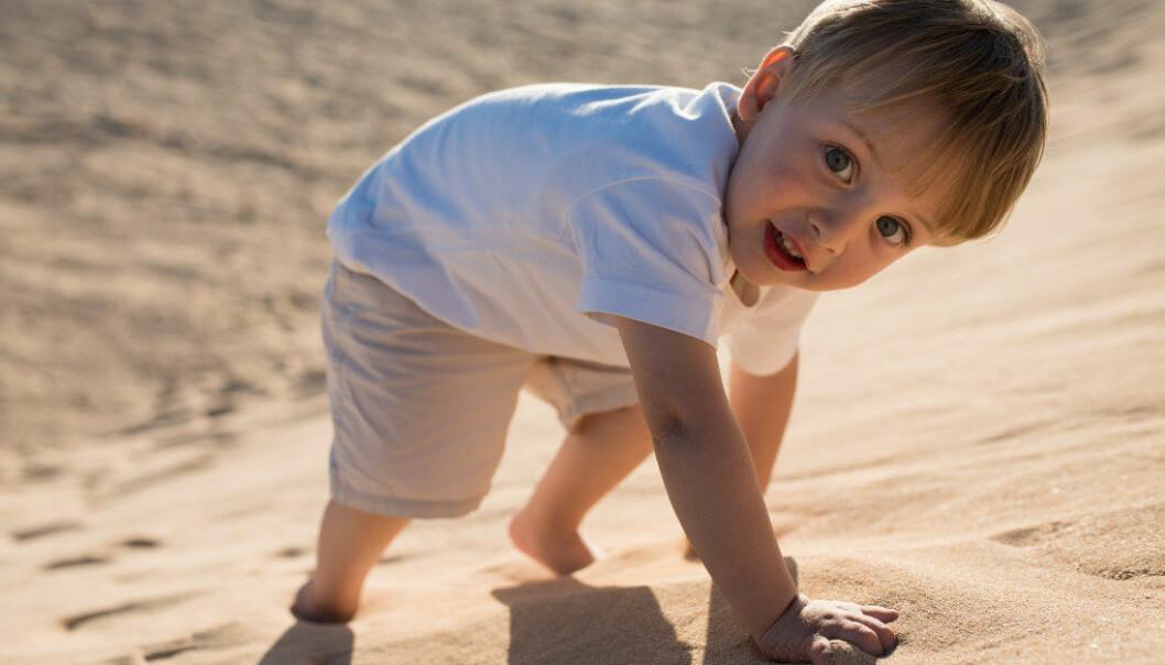 Å styrke barnets robusthet handler om å gi dem en indre struktur; en indre tro på at de er noe verdt og gi dem mot til å si nei og stå ved egne meninger. Illustrasjon: fotolia.com