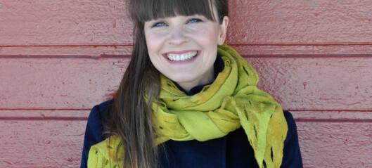 Lisa Stokke var ei rampejente i barnehagen