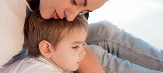Slik hjelper du små barn å takle følelser