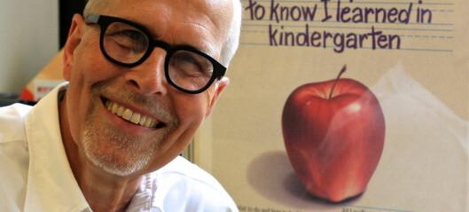 Stig Broström: Angrer på sin kritikk av den frie leken