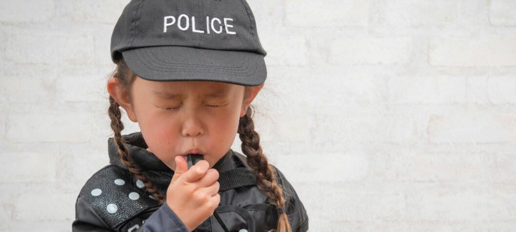 Det er for mange regler i barnehagen