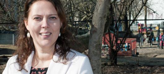 Som femåring fant Margreth Olin selv et alternativ til barnehagen