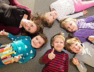 «I Norge er det liksom tradisjon at barna er syke i ett år i strekk det første året i barnehagen»
