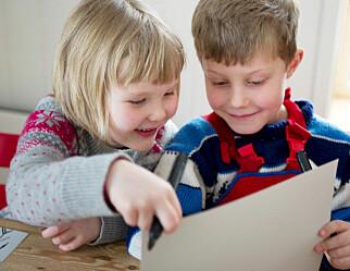 Her lærer barna litt mer om kropp og seksualitet enn barn flest
