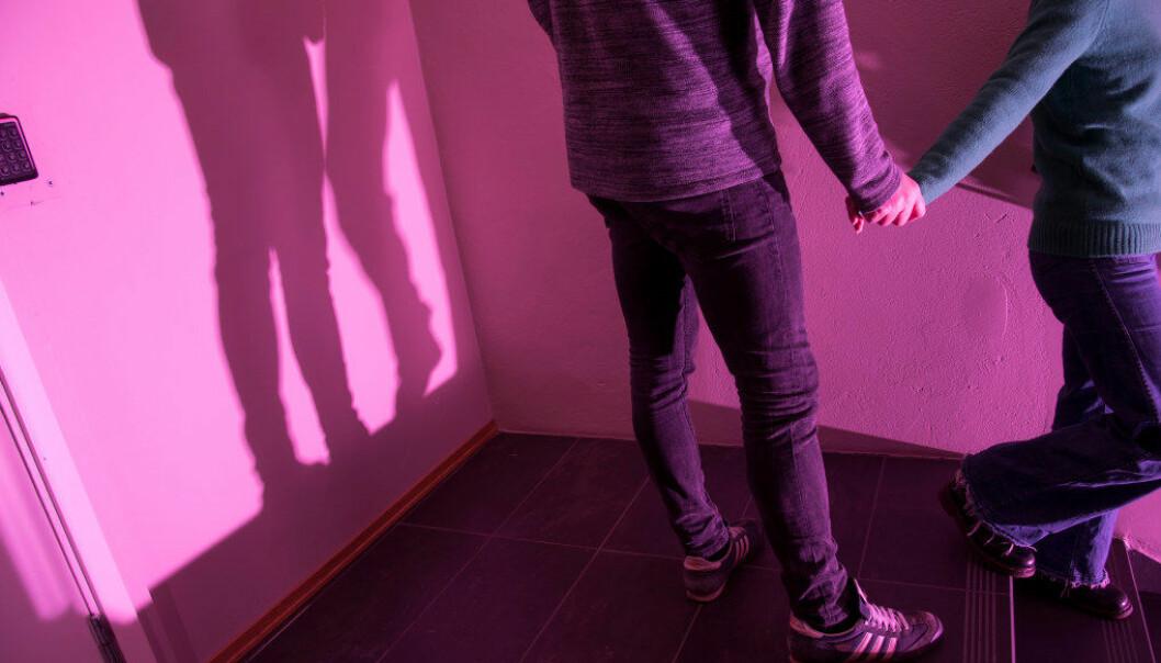 Personer som er dømt for overgrep skal ikke lenger kunne få jobb i videregående skole. Ill.foto: Erik M. Sundt.