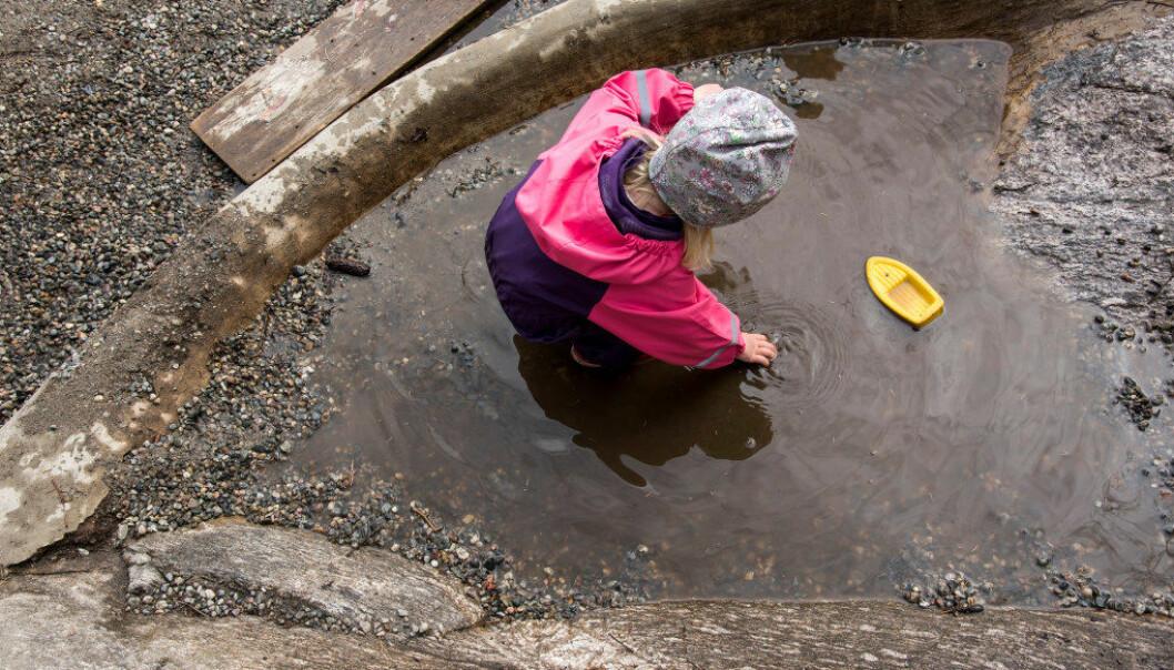 Dobbelt så mange barnehager mottar ekstra tilskudd sammenlignet med i fjor. Arkivfoto: Erik M. Sundt.
