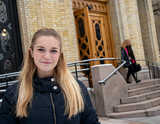 Mathilde Tybring-Gjedde: – Absurd kritikk fra Ap om å snu