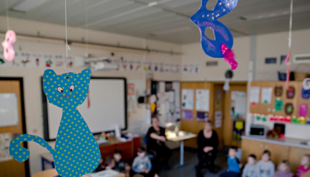 – At lærere kan bli mobbet elevene, burde helt klart ha vært mer oppe i dagen på lærerutdanningen, sier Anne-Lise Sæteren ved lærerutdanningen ved NTNU i Trondheim. Ill.foto: Kristian Ridder-Nielsen