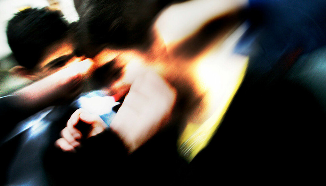 Flere undersøkelser blant lærere tyder på at vold mot lærere er et utbredt problem, særlig i barneskolen. Arkivfoto/illustrasjonsbilde: Utdanning.