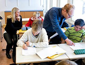 OECD anbefaler loddtrekning om skoleplasser