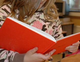 Barnehagar i nynorskområde brukar ikkje nynorsk