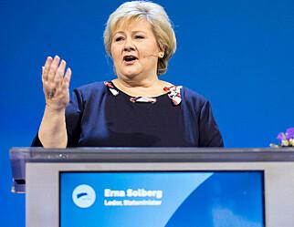 Solberg: Utdanning og arbeidsliv må kobles tettere sammen