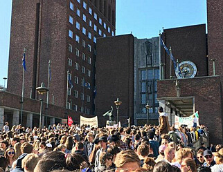 Udir: – Klimastreik regnes vanligvis ikke som «politisk arbeid»