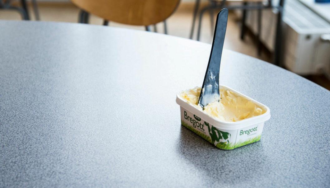 Fem kommuner i Trøndelag skal prøve ut skolemåltid til alle elevene i grunnskolen. Foto: Erik M. Sundt