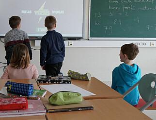 Fant feil i forskning på klassestørrelse