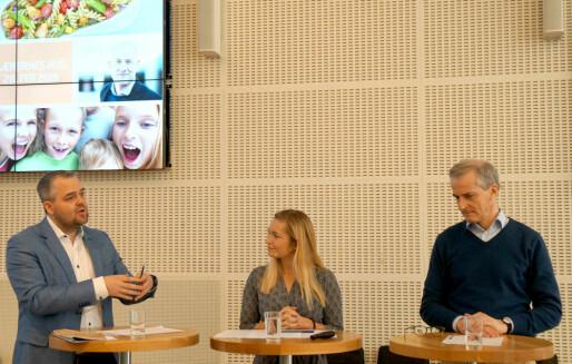 Høyres Mathilde Tybring-Gjedde støtter skolemat til selvkost