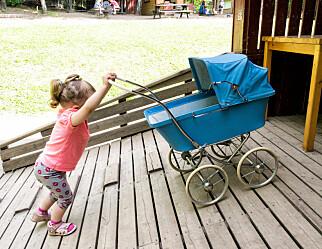 Fant ingen sammenheng mellom pedagogikken i barnehagen og senere skoleferdigheter