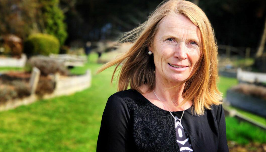 – Lærerne bør redusere konkurranse, sammenligning og for mye krav, sier førsteamanuensis Trude Havik ved Læringsmiljøsenteret i Stavanger. Arkivfoto: Sonja Holterman