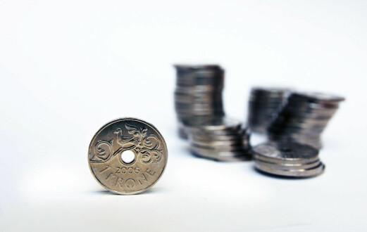 Ansatte i finans, kommune og helse ble lønnsvinnere i fjor