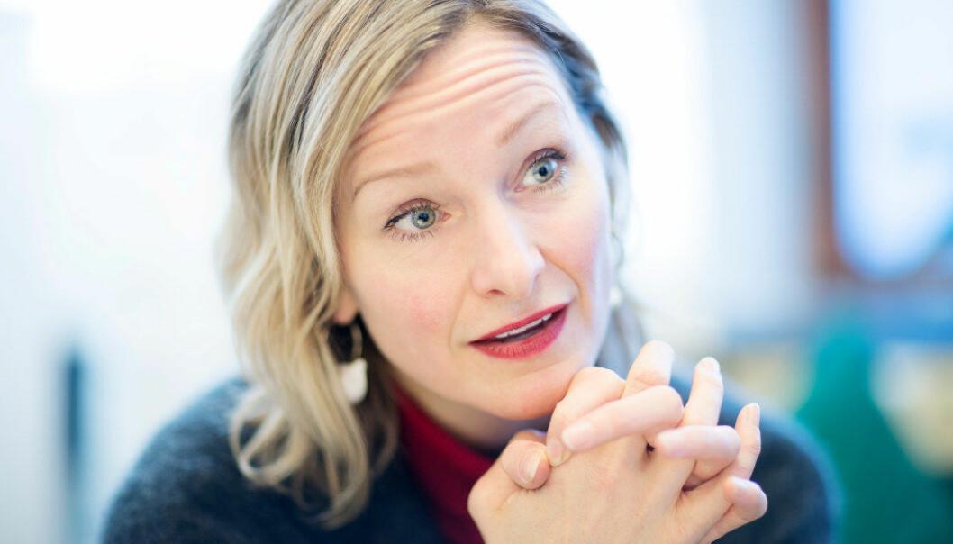 – Noen private aktører har benyttet seg av smutthull og tatt sjansen på at vi ikke skulle oppdage det, sier utdanningsbyråd Inga Marte Thorkildsen (SV). Arkivfoto: Bo Mathisen