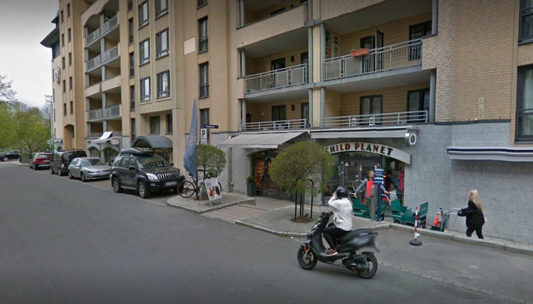 Bydel Frogner i Oslo syntes ikke at å drive «management by walking around» holdt som begrunnelse for at eierne av Child Planet og Månestråle barnehage kunne holde kostbare seminarer i utlandet. Foto: Google Maps