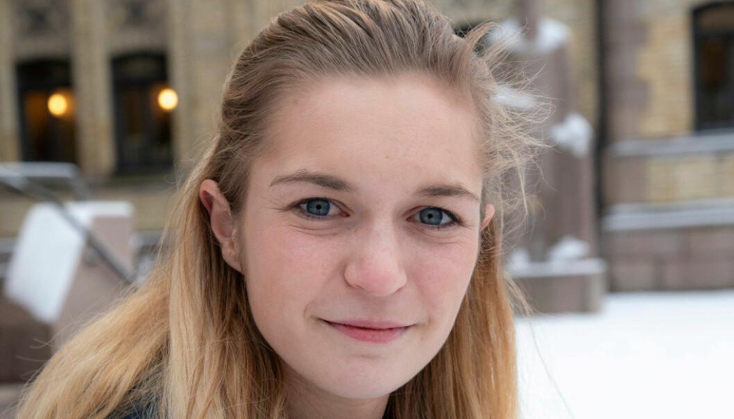 Jeg håper utvalget tar initiativ til å prøve ut nye undervisningsmodeller, sier stortingsrepresentant Mathilde Tybring-Gjedde. Foto: Erik M. Sundt